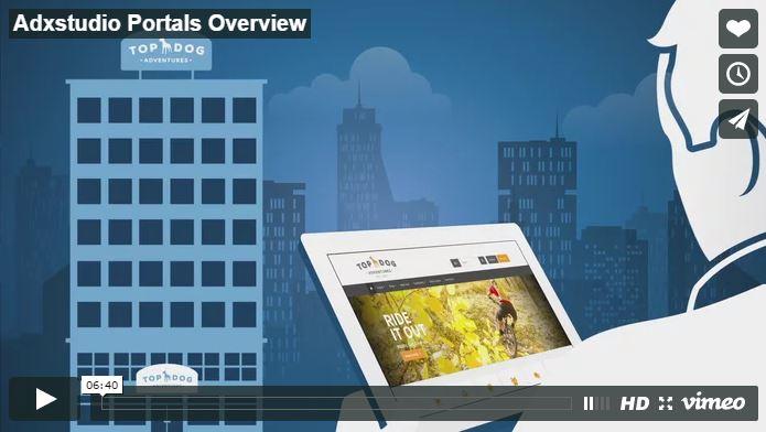 ADXStudio Portal Web Dynamics CRM