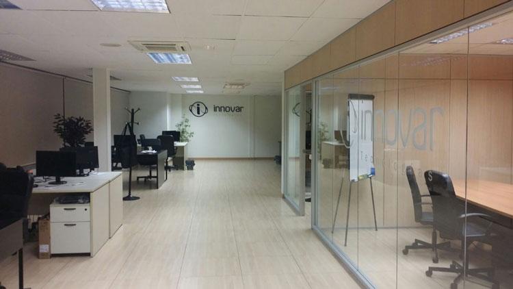 Oficinas de innovar tecnolog as for Oficinas de pelayo en barcelona