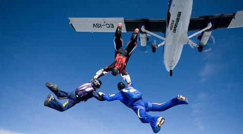 Caso Práctico Skydive