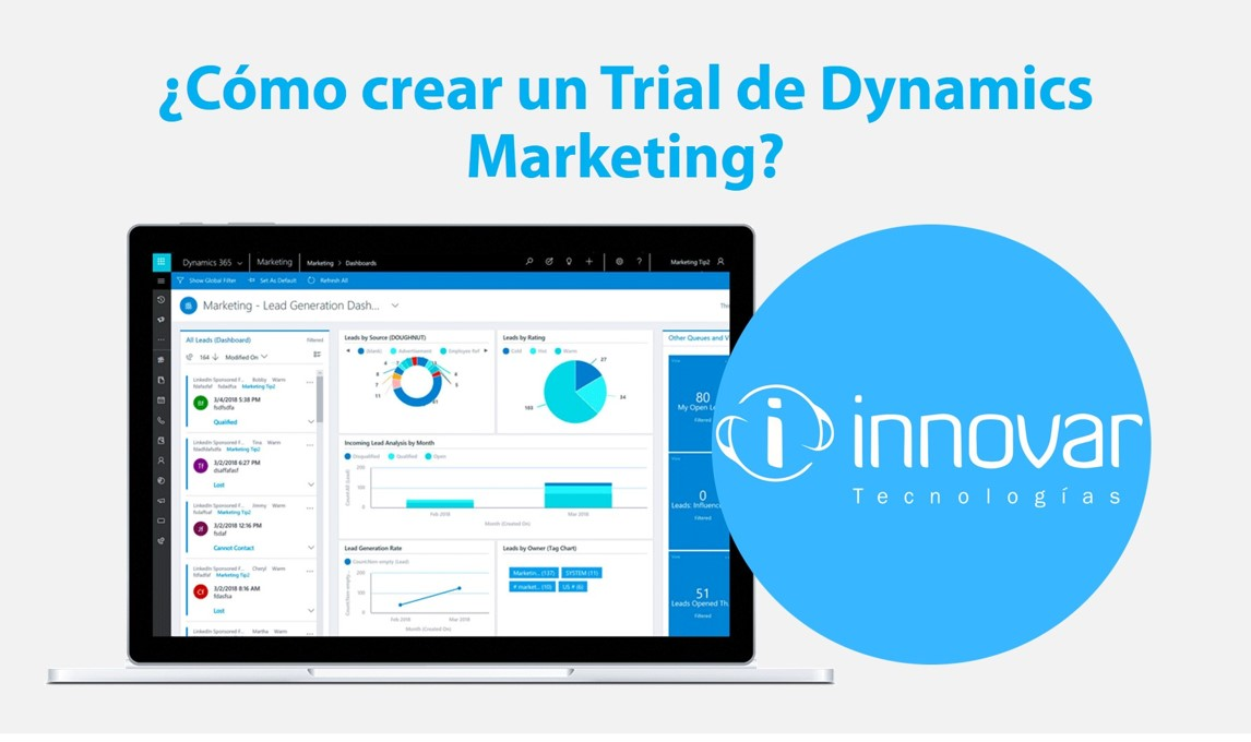 ¿Cómo crear un trial de Dynamics 365 for Marketing?