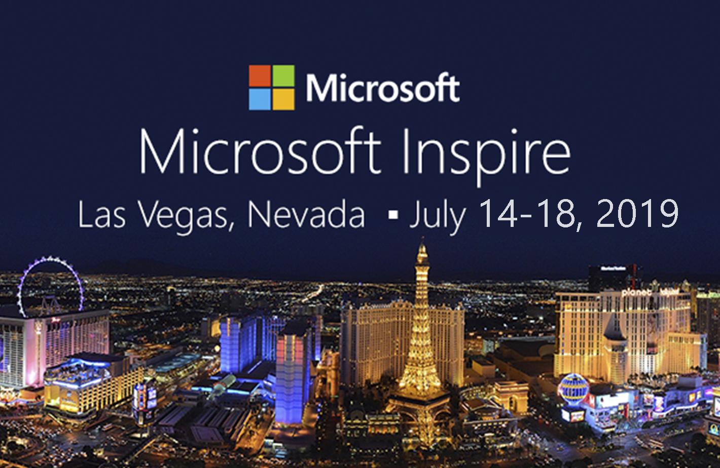 Microsoft Inspire 2019, Innovar Tecnologías presente en este gran evento